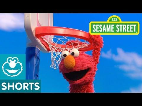 Sesame Street: Elmo Will Make His Shot