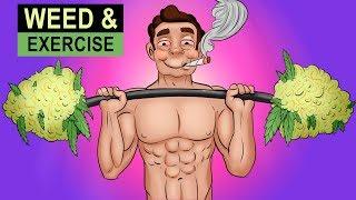 What Happens if you Smoke Marijuana Before The Gym