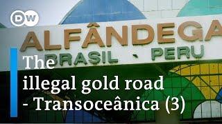 From Rio to Lima – Transoceânica, the world's longest bus journey (3/5)   DW Documentary