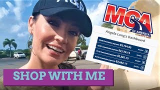 Motor Club of America MCA Back Office   Watch Me Login Live & Expensive Grocery Shop Vlog!