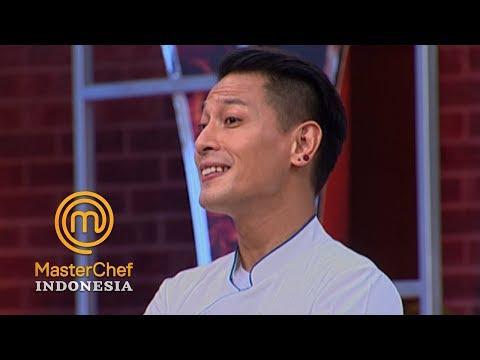 "MASTERCHEF INDONESIA - Pakai Chef Jacket, Chef Juna Disebut ""Ganteng""   Gallery 16   18 Mei 2019"