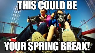 Spring Break in Branson Missouri! Video