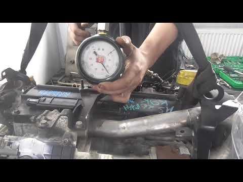 ВИДЕО Двигатель комплект 1.5DCI rn K9K 766 63 кВт Renault Clio III 2005-2012
