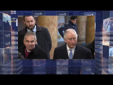 LE PRINCE CHARLES À BETHLÉEM   MACRON À JÉRUSALEM   DIMANCHE DE LA PAROLE DE DIEU EN TERRE SAINTE