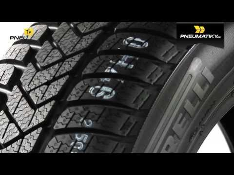 Youtube Pirelli WINTER SOTTOZERO Serie III 245/40 R18 97 V AO XL Zimní