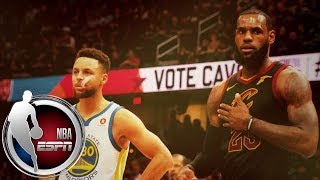 the stephen curry vs. lebron james nba allstar game is going to be epic  espn