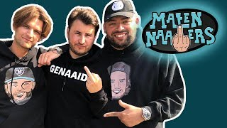 DANNY FROGER GENAAID! | Matennaaiers   CONCENTRATE