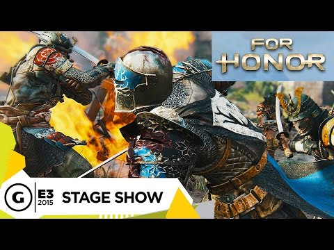 For Honor Splitscreen