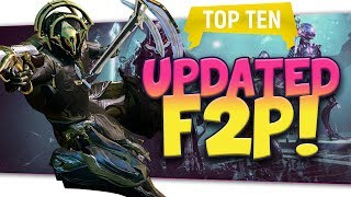 """👍Top Ten Most Updated """"Free To Play Games"""" 