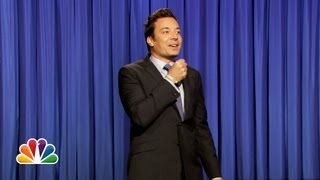 Шоу Джимми Феллона, Jimmy Fallon's Monologue: Jimmy Has a Baby