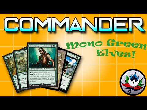 MTG – Ezuri, Renegade Leader Elves Tribal EDH/Commander Deck Tech For Magic: The Gathering! Mp3