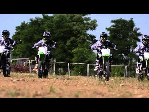 2014 Kawasaki KX85 - European Launch