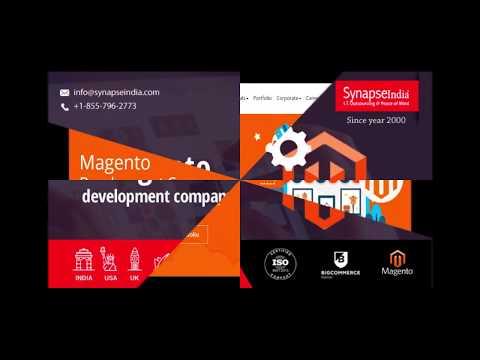 Magento Development Company - SynapseIndia
