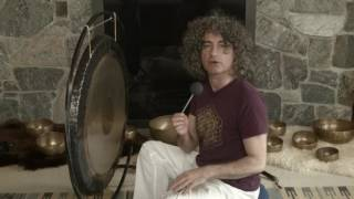 Gong Playing Techniques