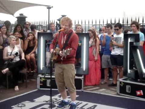 Grade 8 Ed Sheeran- Channel V Guerrilla Gig Mp3