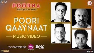 Poori Qaaynaat - Music Video | Poorna | Raj Pandit, Vishal Dadlani | Salim - Sulaiman