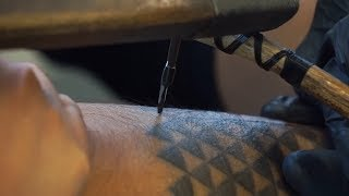 Traditional Hand Tapped Tattoos | Batok