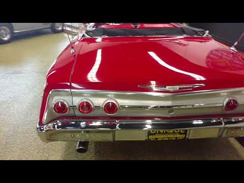 1962 Chevrolet Impala SS for Sale - CC-1019914
