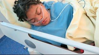 VLOG : HOSPITALISATION D'HIKMA POUR SA DENTITION - TOUJOURS PEUR DU DENTISTE