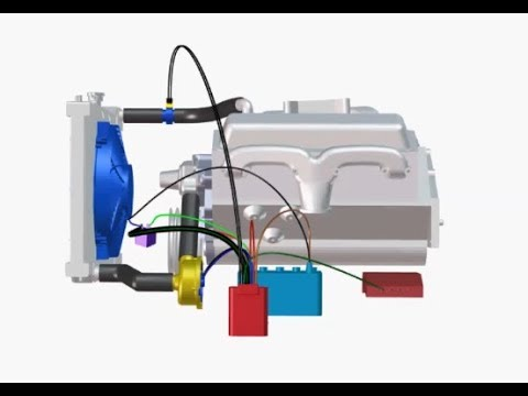 Davies Craig - Electric Water Pump & Controller Installation