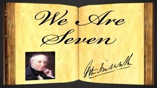 We Are Seven By William Wordsworth - Poetry Reading