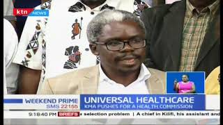 Kenya Medical Association wants government to establish health service commission