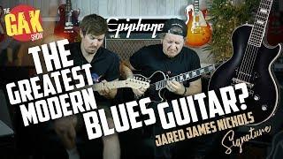 The Greatest Modern Blues Guitar? Epiphone   Jared James Nichols Signature