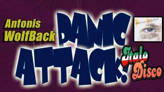 Antonis WolfBack - Panic Attack! (Italo Disco)