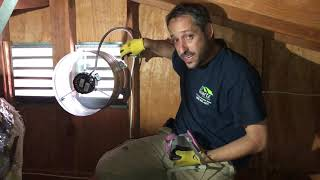 Attic Fan, How to cool your attic and home