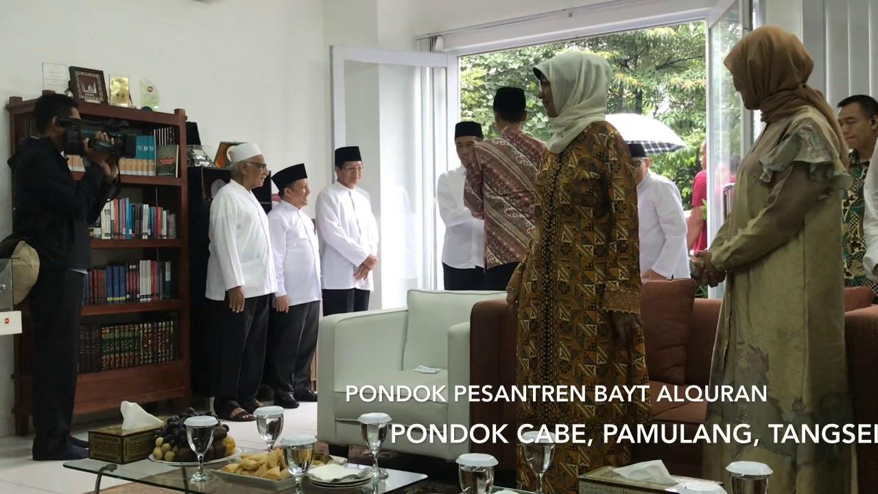 Jokowi dan Islam Moderat