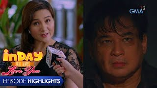 Inday Will Always Love You: Amanda, ang certified magnanakaw!