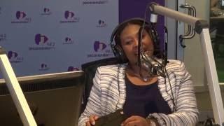Yvonne Chaka Chaka on Martin Bester Drive Show