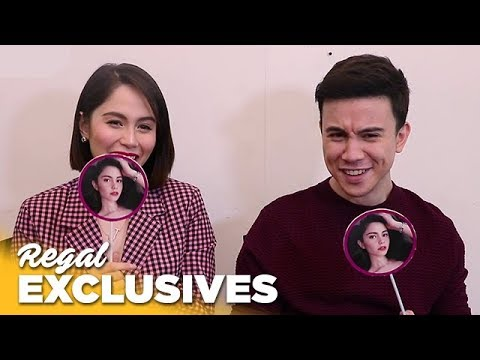 Jessy Mendiola and Arjo Atayde take the Superlative Challenge | Regal Exclusives