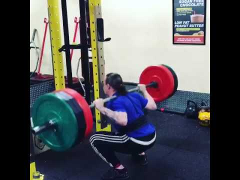 335 LBS for 4 Reps at 158 lbs bodyweight