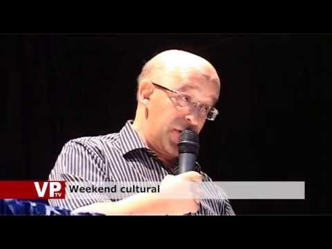 Weekend cultural
