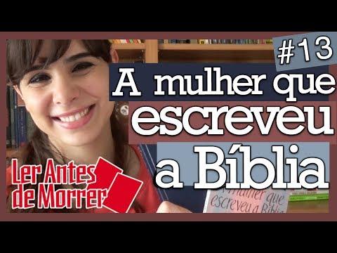 A MULHER QUE ESCREVEU A BÍBLIA, DE MOACYR SCLIAR (#13)