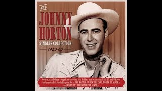Johnny Horton - I Got A Hole In My Pirogue 1957