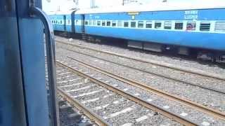 preview picture of video '01013 Mumbai-Nagpur Diwali Special Express with KYN WCAM-3 at Akola'