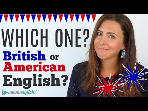 British or American English 🇬🇧 🇺🇸 Which one should you study?