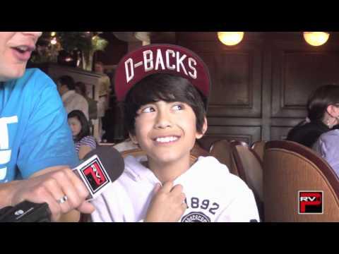 Julian DeGuzman of Iconic Boyz talks American Idol Filipino/Mexican Food, His Grandpa n More