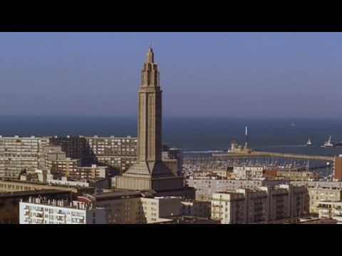 Город Гавр. Поэзия бетона / Франция