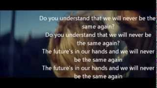 Bastille - Things we lost in the fire (Official Lyrics)