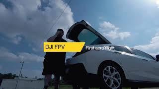 DJI FPV - First full acro flight.