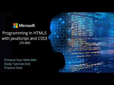 How to prepare for Exam 70-480: Programming in HTML5 with JS ...