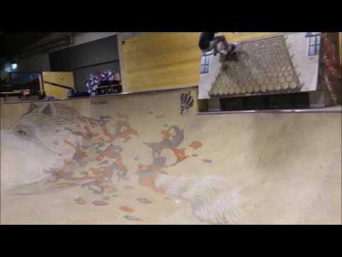 Tyler Edtmayer / Skatehalle Innsbruck bowl