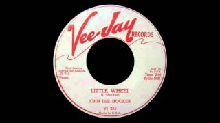 JOHN LEE HOOKER - LITTLE WHEEL ~Exotic Blues~
