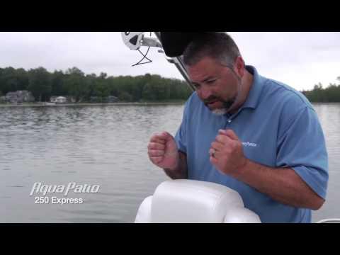 AquaPatio 250 Express video