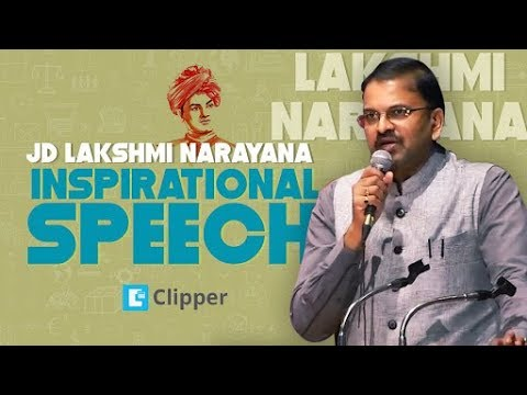 Ignite Mind | JD Lakshmi Narayana