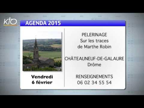 Agenda du 19 janvier 2015