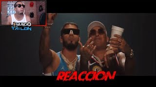 Anuel AA   Yeezy Feat. Ñengo Flow (Video Oficial)   Reaccion